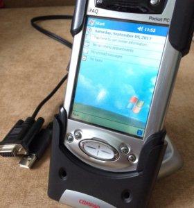 Карманный компьютер Compaq 3900