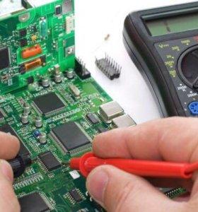 Прошивка и ремонт ресиверов Триколор