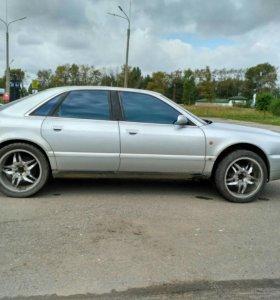 Автомобиль Audi А8