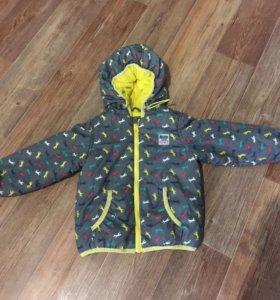 Легкая курточка для мальчиков