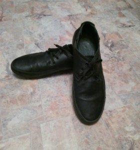 Туфли-полуботинки 39размер