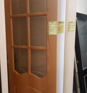 Двери с витрины
