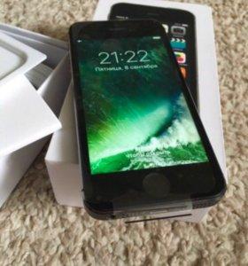 Айфон 5s 32gb новый