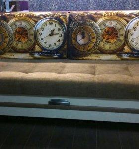 Отличный Новый диван-кровать еврокнижка!!!