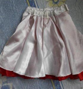 Шикарная юбка для девочек.