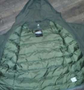 Наитеплейшая куртка Адидас