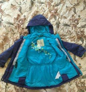 Зимний костюм Reima для девочки