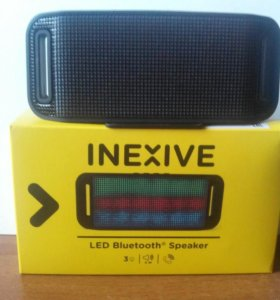 Портативная колонка Bluetooth INEXIVE B12A