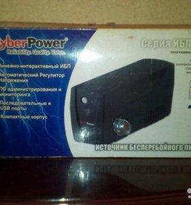 Ибп CyberPower Value 600E 360Вт