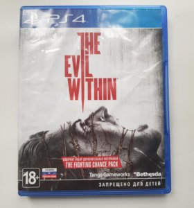 The Evil within на ps4