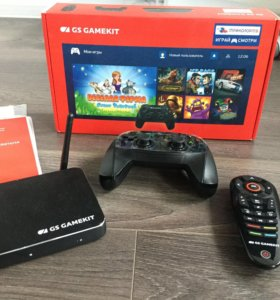 Приставку GS Gamekit