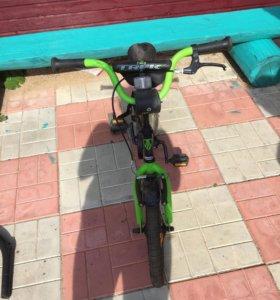 Велосипед для ребёнка!