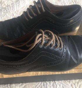 Ботинки мужские SoloStyle