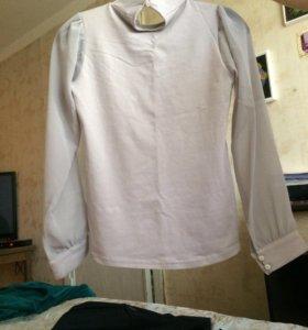 Блузка для девочки 12-13 лет