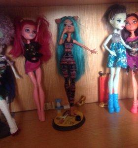 Куклы monster hay