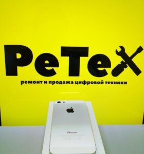 Apple iPhone 5 16gb white/black