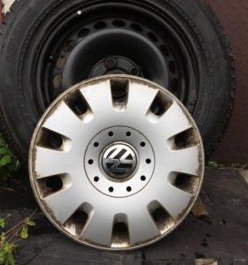 Колеса для VW T-5