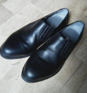 Туфли полицейские парадные