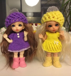 Кукла Пукифи Анте