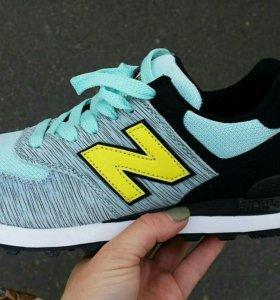 New balance женские кроссовки 36 р новые