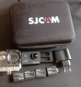 Экшн камера sjcam