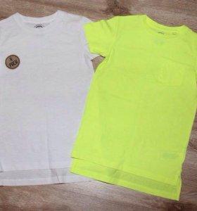 Новые футболки NEXT, р. 116