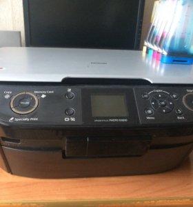 Принтер с смпч