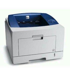 Новый Принтер Xerox phaser 3435 + картриджы