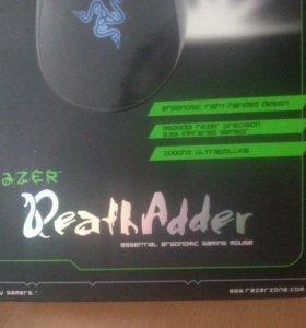 Оригинальная мышь - Razer DeathAdder !