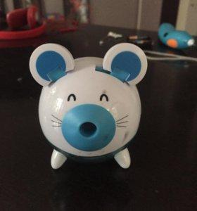 Милая точилка мышка #людилюдям