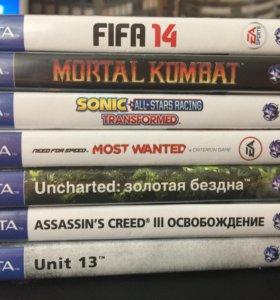 Games for psvita