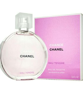 Туалетная вода Chance Eau Tendre Chanel (100ml)