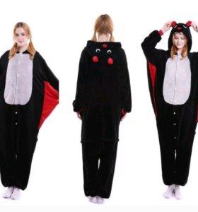 Пижама кигуруми kigurumi Летучая мышь