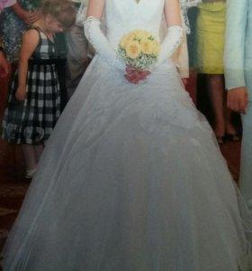 Свадебное платье от Светланы Лялиной