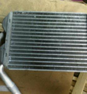 Радиатор печки для нексии в отличном состоянии