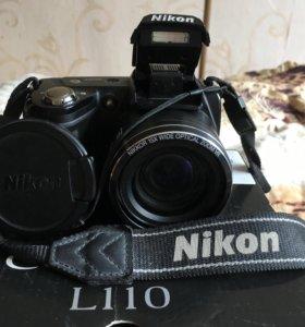Фотоаппарат Nikon Coolpix L 110