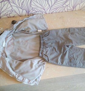 Костюм (куртка и брюки) осенний на мальчика