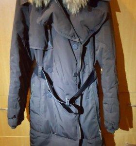 Зимняя куртка henry cotton's