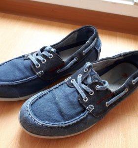 Мокасины ботинки