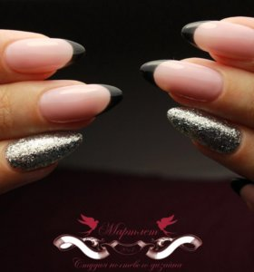 Маникюр, моделирование ногтей (наращивание )