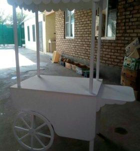 Тележка-стол