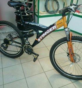 Велосипед Stinger SX350D