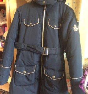 Зимняя куртка для девочки Faberlik