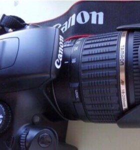 Фотоаппарат Canon 1100 d