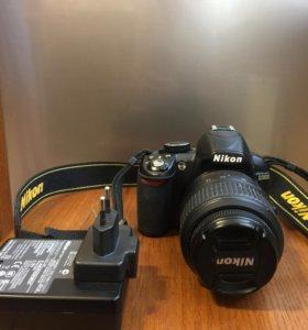 Фотокамера nikon D3100 Kit AF-S 18-55mm F3
