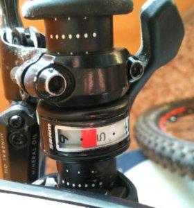 Mountain bike B'twin rockrider 540