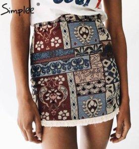 Новая юбка на осень