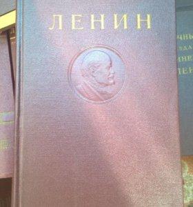 Собрание сочинений Ленина (1940-1950ых годов).