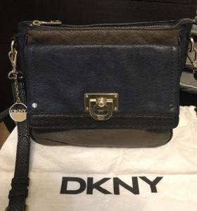 Сумка DKNY б/у