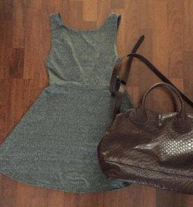 Сумка платье